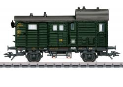 H0 Güterzug-Gepäckwagen Pwg DB SOUND NH2020MHI###[UVP 99,99]