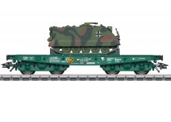 H0 Schwerlastwagen Rlmmps m.M113 So             [UVP 69,99