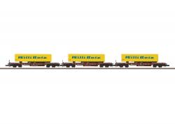 H0 Güterwagenset Güterverkehr      NH2018 MHI   [UVP 109.99]