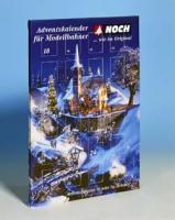 HO Adventskalender  mit 25 Figuren    NH2018    [UVP  37.99]