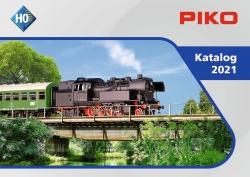 99500 Piko H0-Modellbahn u.Gebäude Katalog 2021 450 Seiten