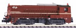 Spur N-Diesellok 2275 rotbraun NS  NH2021       [UVP 194.99]