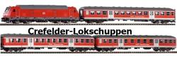 H0= Diesellok BR 245+3xNahverk.NH2017[UVP279.99]Lager Bayern