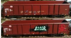 H0 Set 2 Eaos DB Ep VI Grafitti Shophändermodel gealt.NH2021