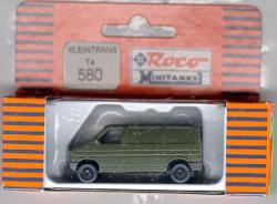 VW Kastenwagen T4