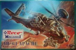 Hubschrauber Apache AH-64A/B/C Bausatz [UVP 13.95]