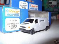 VW T4 Kasten Geldtransporter ###    [UVP 9.95]
