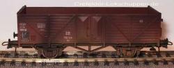 off. Güterwagen 766 448 Om DB Ep.3  gealtert    46039