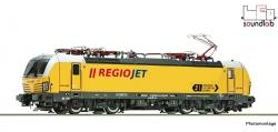 =  E-Lok BR 193 Regiojet Leo Snd       NH2021   [UVP 299.90]