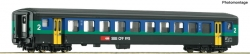 H0 EWII-Reisezugw. 2. Kl.              NH2021   [UVP 061.90]