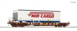 H0 Taschenwg. T3 AAE+Nor-Cargo 458 6 192-9 NH2021[UVP 066.90