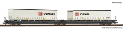 H0 Doppeltaschenwagen T3000e+Schenker NH2021 [UVP 099.90]...