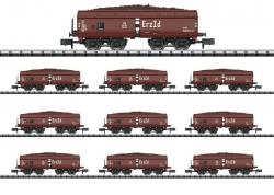Spur N Display Selbstentladewagen ErzId NH2019  [UVP 349.9 ]