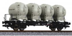 H0 Behältertragwagen LBs 584, DB Ep 4 NH2012[UVP  99.90]