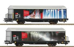 H0 1 Schiebewandwagen SBB Swiss Quality Ep VI##NH2018[33.90]