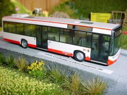 Solaris U12-SWK Krefeld Linie 052 KR-Oppum - KR-Hbf - Moers