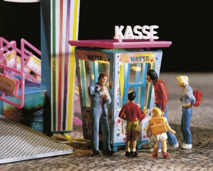 FALLER 140437 Karussell Musik Express 385 X 195 X 113 Mm
